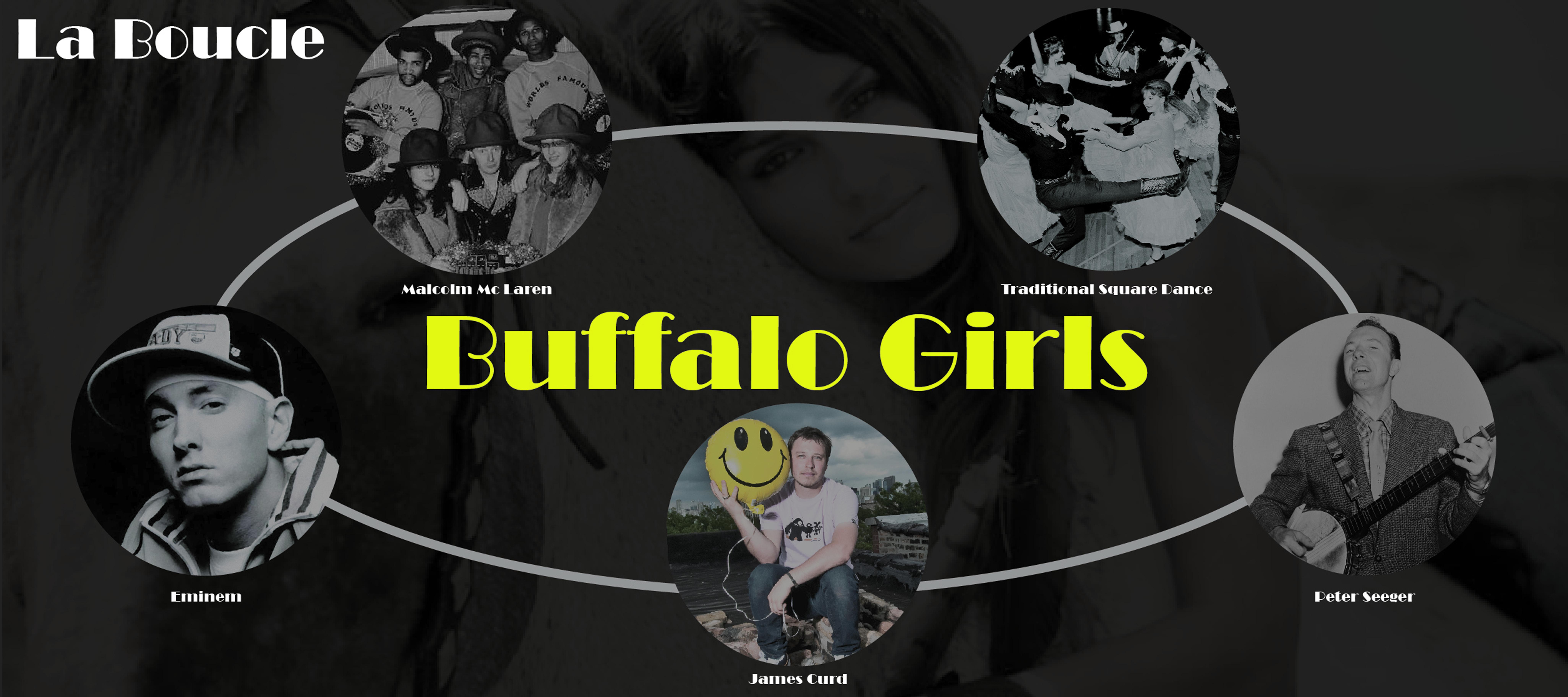 La Boucle – Buffalo Girls